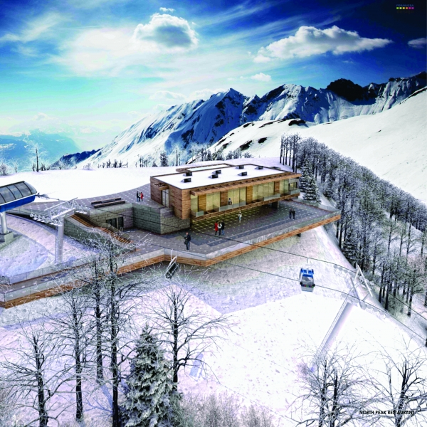 Primavera design projects featured projects qebele for Design skihotel