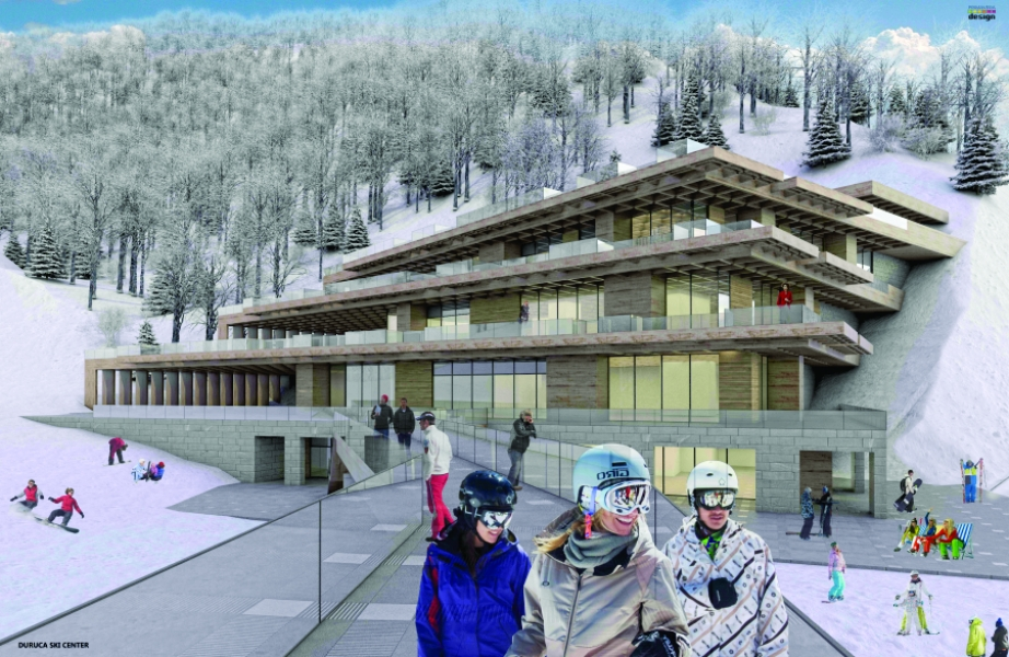 Primavera design projects featured projects qebele for Ski design hotel